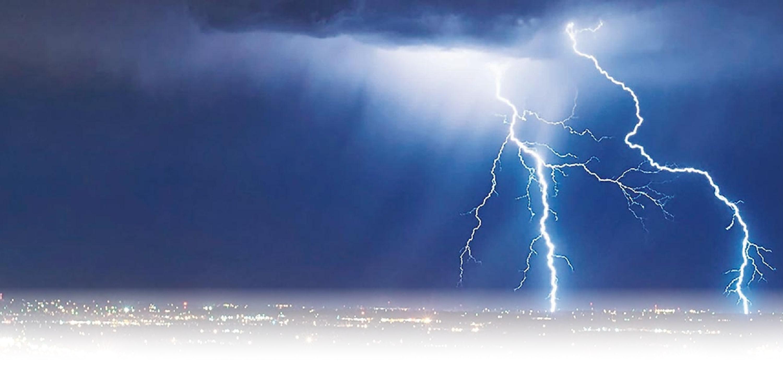 確かな知識と経験で安全・安心に雷から守る