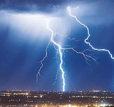 雷対策システム」の設計・施工・点検はNIPにお任せください